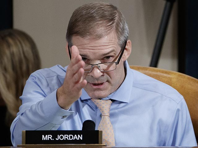 Jim Jordan Blasts 'Double Standards' of Democrats: They 'Objected to More States in 2017 than Republicans Did Last Week'