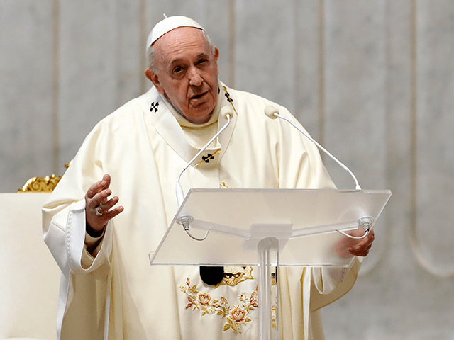 Pope Francis Decries 'Shameful' Migrant Sea Deaths in Mediterranean