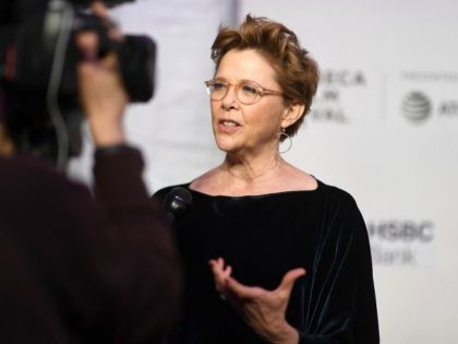 Annette Bening attends 'The Seagull' screening during 2018 Tribeca Film Festival at SVA Theatre on April 21, 2018 in New York City. (Photo by ANGELA WEISS / AFP) (Photo credit should read ANGELA WEISS/AFP via Getty Images)