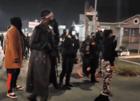 Protest Erupts in Oregon after Police Shoot Armed Man