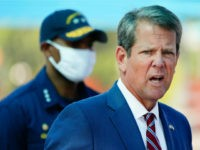 Gov. Kemp Signs Bill into Law to Prevent Defunding Police in State of Georgia