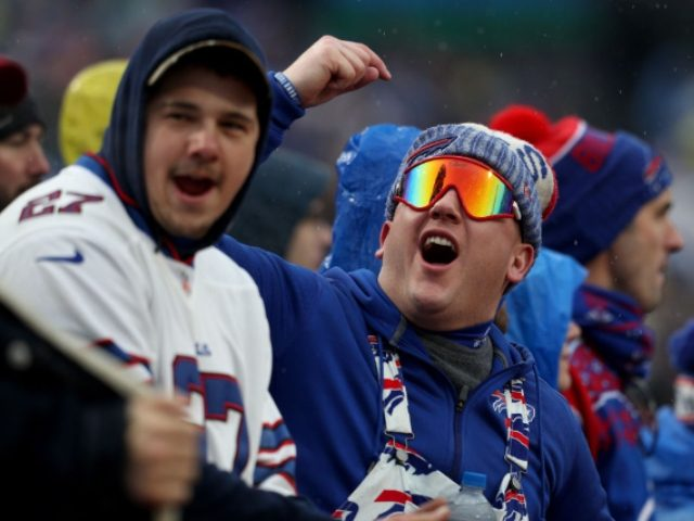 Plan to Allow Fans at Buffalo Bills Home Playoff Game