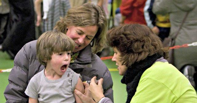 Democrats Rail Against Requiring Parental Consent to Vaccinate Kids