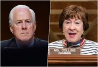 Cornyn, Collins: 'Immigration Reform' Starts with DACA Amnesty
