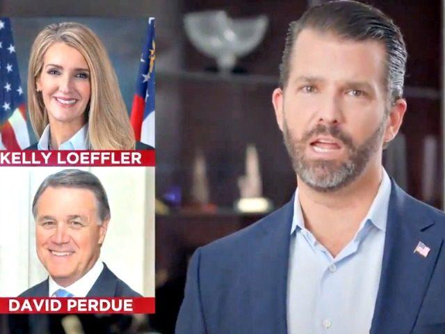 Donald Trump Jr. Ad, Georgia