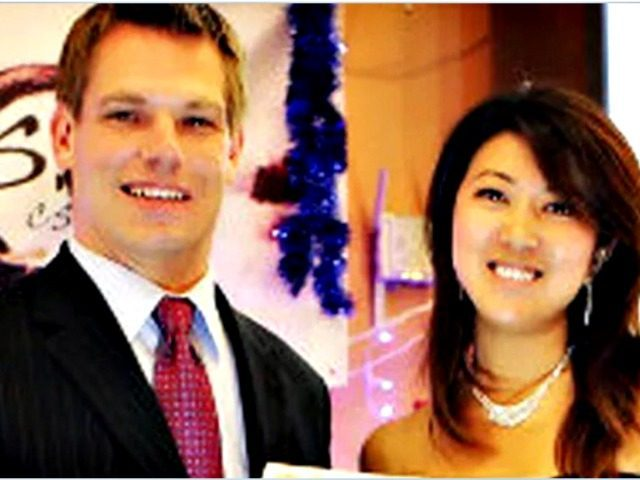 Eric-Swalwell-and-Christine-Fang-640x480