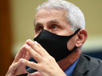 Fauci: Wearing a Masks After Vaccination Is So You Don't Spread Virus