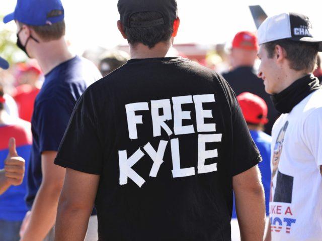 Free Kyle Rittenhouse (Joseph Prezioso / AFP / Getty)