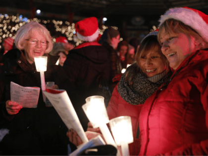 EU's Coronavirus Christmas Rules: No Communal Singing, Televised Church Only