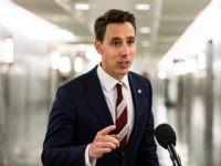 Hawley: Democrats Have Made American Workers Compete with Slave Labor
