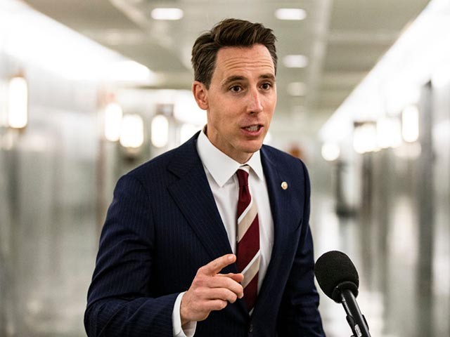Sen. Josh Hawley Slams Walmart Tweet Calling Him 'Sore Loser' for Objecting to Electoral College Results