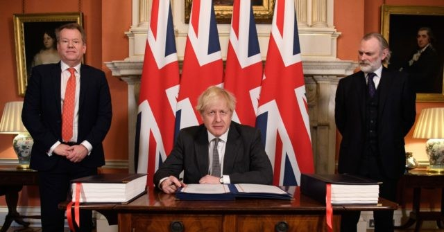 Bad Deal Better Than No Deal? UK Parliament Rubber-Stamps Treaty