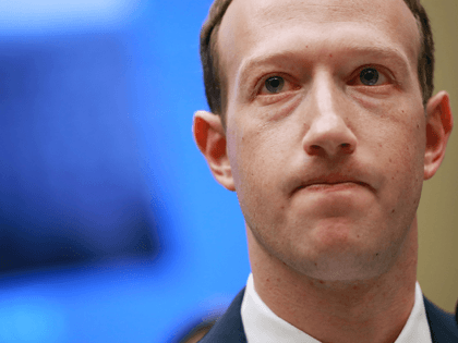 Facebook co-founder, Chairman and CEO Mark Zuckerberg testifies before the House Energy and Commerce Committee in the Rayburn House Office Building on Capitol Hill April 11, 2018 in Washington, DC. This is the second day of testimony before Congress by Zuckerberg, 33, after it was reported that 87 million Facebook …