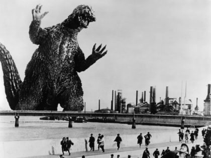 Godzilla (Toho / Getty)