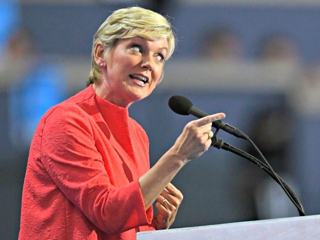 Energy Secretary Jennifer Granholm Still Holds Millions in Stocks of Green Business Promoted by Joe Biden