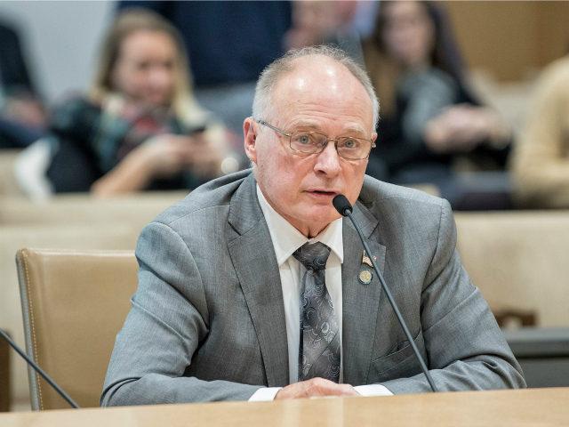 Minnesota State Sen. Jerry Relph