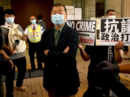 Hong Kong: Anti-Communist Media Mogul Jimmy Lai Facing Decade in Prison