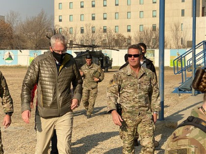 Acting Defense Secretary Chris Miller: Special Forces Likely to Be 'Last Out' of Afghanistan
