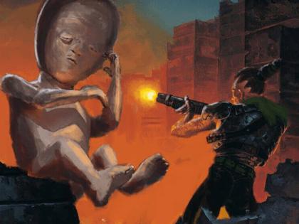 Little Fetus Doom