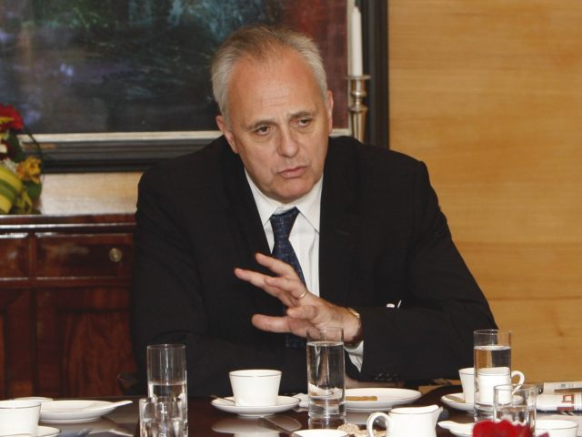 Mark Malloch-Brown (Associated Press)