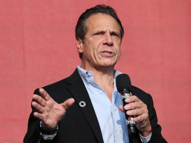 DECEMBER 13th 2020: Governor of New York State Andrew Cuomo has been accused of sexual misconduct by former aide Lindsey Boylan. - File Photo by: zz/John Nacion/STAR MAX/IPx 2018 9/29/18 Governor Andrew Cuomo at the 2018 Global Citizen Festival: Be The Generation event held on September 29, 2018 in Central …
