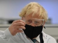 Boris Might Volunteer to Have Vaccination Live on TV