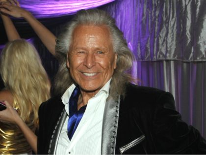 Peter Nygard seen at Fame and Philanthropy's Celebrates the 86th Academy Awards on Sunday, March 2, 2014 at The Vineyard Beverly Hills in Los Angeles, CA. (Photo by Arnold Turner/Invision/AP)