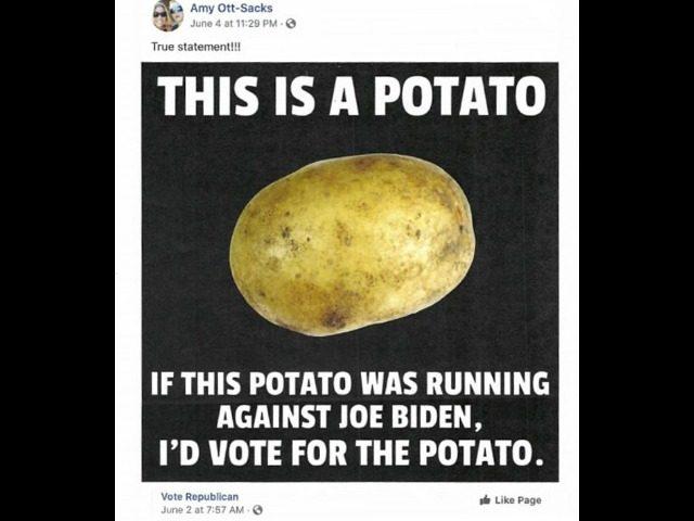 Potatoe, FacebookAmy Ott-Sacks