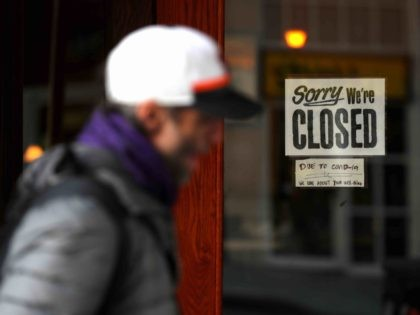 San Francisco closed restaurant (Justin Sullivan / Getty)