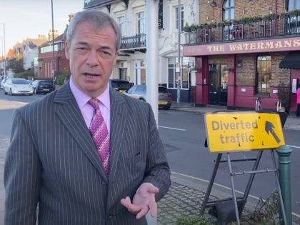 Nigel Farage YouTube
