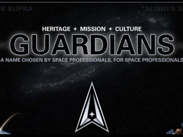 Space Force to Be Called Guardians