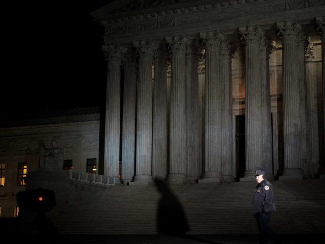 Supreme Court (Drew Angerer / Getty)