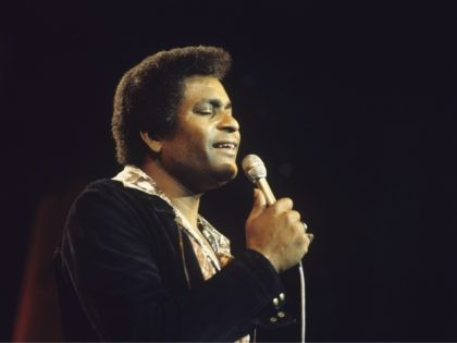 UNITED KINGDOM - JANUARY 01: Singer Charley Pride performs on stage in the 1970's. (Photo by David Redfern/Redferns)