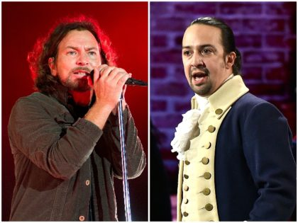 Pearl Jam, Lin-Manuel Miranda Join Forces to Get Out Latino Vote for Georgia Runoffs