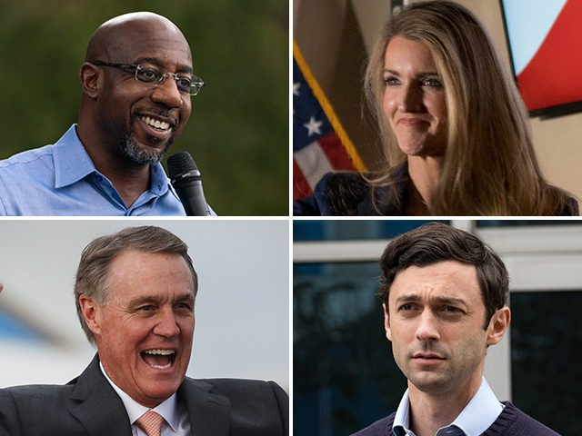 raphael-warnock-kelly-loeffler-david-perdue-jon-ossoff-getty
