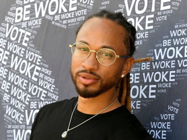 COMPTON, CALIFORNIA - SEPTEMBER 19: Spectacular Smith of Pretty Ricky attends BE WOKE. VOTE GEN-Z Vote Drive-Up Voter Registration Event on September 19, 2020 in Compton, California. (Photo by Kevin Winter/Getty Images)