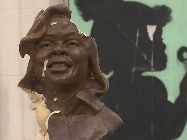 Breonna Taylor Statue Vandalized, Sculptor Calls it 'Racist Aggression'