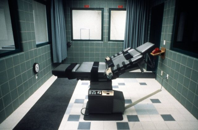US Set to Execute 1st of 5 Inmates Before Biden Inauguration