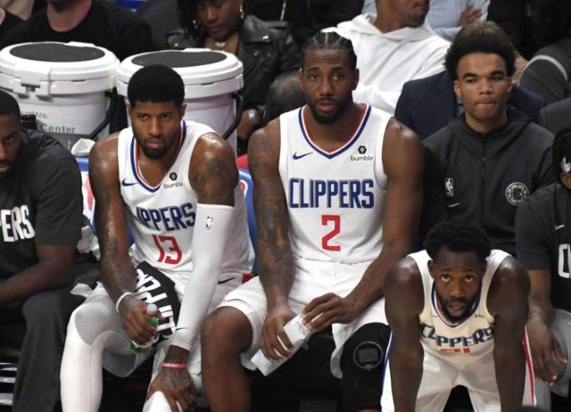Best stocking stuffer? The Lakers got rings, but the Clippers got PS5s
