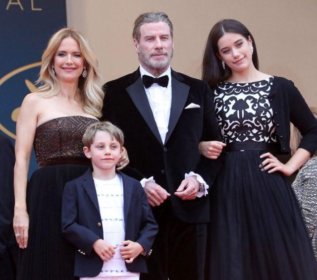 John Travolta shares family video on Christmas