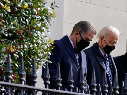 Hunter Biden Stops Presidential Motorcade to Make Bagel Run