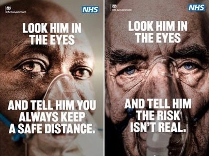 NHS Lockdown Advert