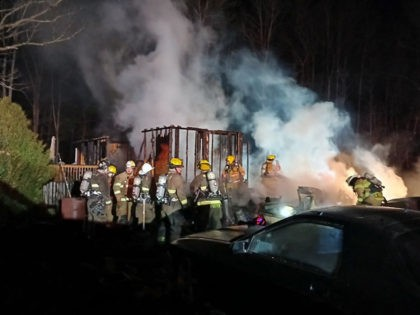 Culpeper house fire
