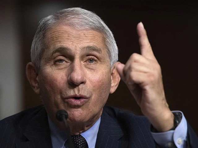 Fauci: Return to Normal Life Depends on Vaccine Rollout and 'a Rather Strict Adherence' to Restrictions