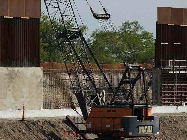 Construction on Trump's Border Wall Ends Today, Says Texas Rep.