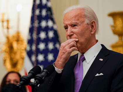 Senate Republicans Formally Counter Biden's $2.25 Trillion Proposal at $568 Billion Without Raising Taxes