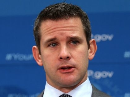 Kinzinger: Less Than 10 House Republicans Actually Believe Trump Won the 2020 Election