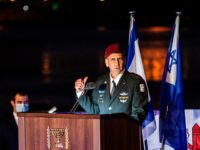 Israeli Army Chief: Iran Could Be 'Weeks Away' from Atomic Bomb