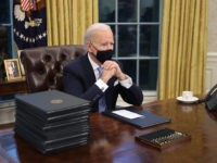 Biden Executive Order Creates 'Civilian Corps' to Fight Climate Change