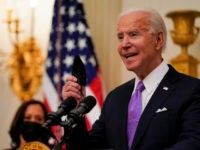 Joe Biden Predicts 500,000 Deaths from Coronavirus, Months to Turn Around Pandemic